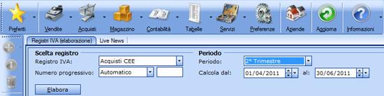 Registro IVA CEE