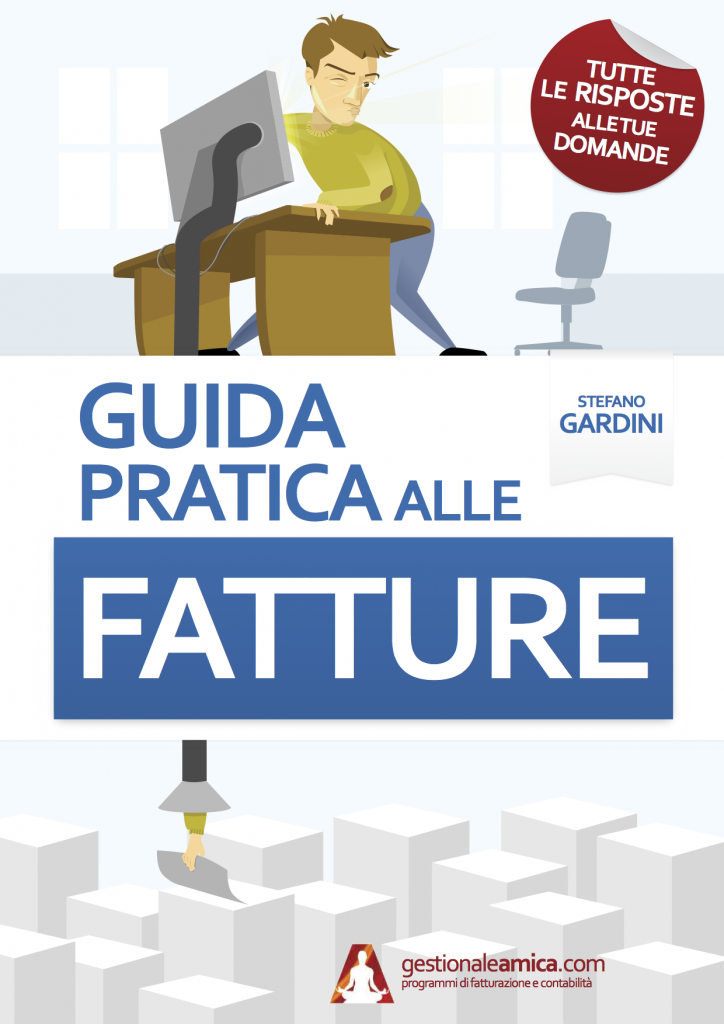 E' uscito il nostro primo eBook: Guida Pratica alle Fatture